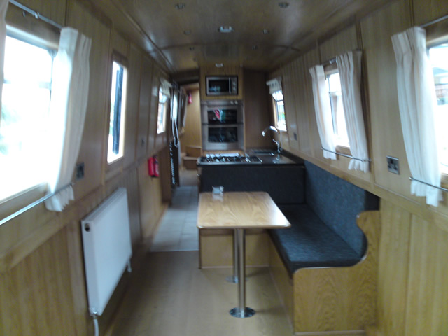 bespoke narrow boat design
